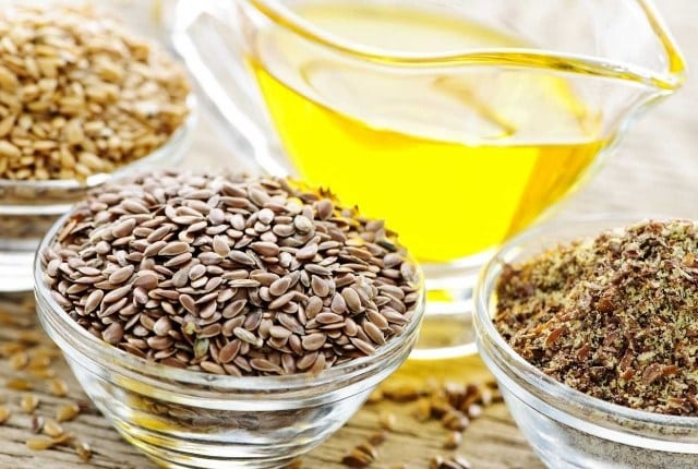 FlaxseedReduce Hot Flashes