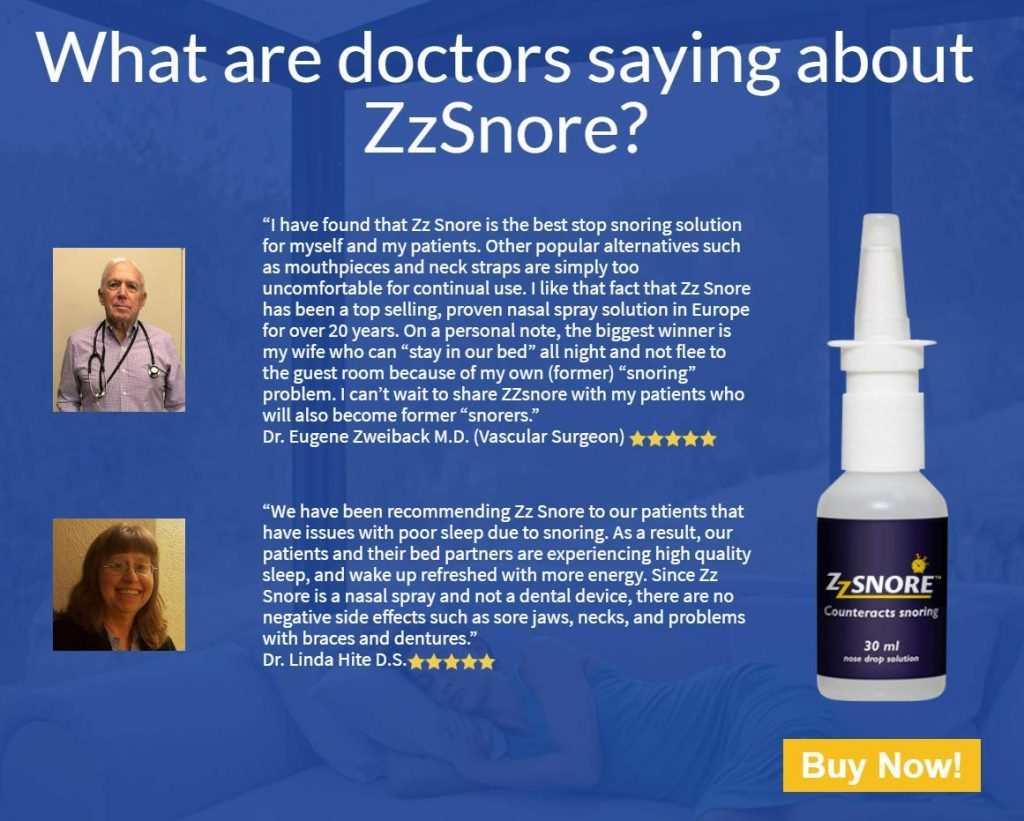 snore review